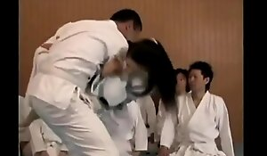 Japanese karate teacher Forced Fuck His Student - Fastening 1