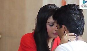 Indian Bhabhi Operation love affair with Devar in Bathroom