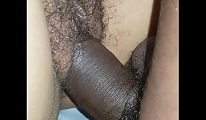 Im pumping ball cream inside my wife