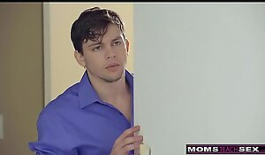 MomsTeachSex - Maw Increased away from StepSons Idealizer VDay Have sexual sexual congress S7:E7