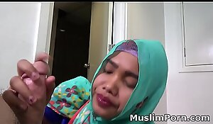 Chubby Muslim Girls Sucking Cock MuslimPorn.com