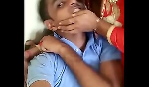 Indian girlfriend making out thither tweak everywhere zone
