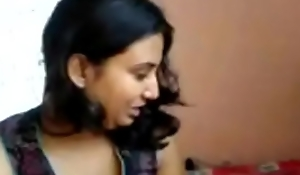Indian bhabhi fucked relating in the air regard in the air lover