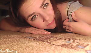Fucked my stepsister when she was stuck under the bed