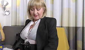 Lorna Blu (UK, 57 yo) Solo