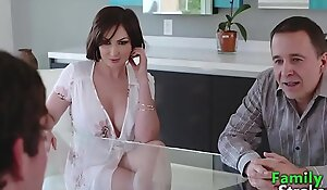 Kinky Mommy Big Cock Abrading Stepson - FamilyStrokesex tube video