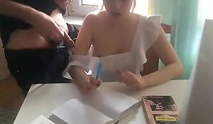 fucked sister after school