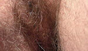 Hairy wife on nudist beach