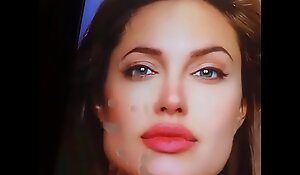 Extort money from #02 - Angelina Jolie