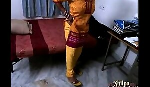 Indian aunty shilpa bhabhi ka jalwa gar coition enactment