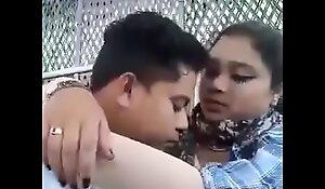 Bangla boobs press on touching park