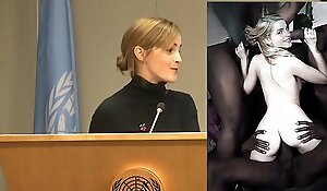 Emma Watson - Blacked Friday