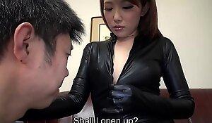 Subtitled Japanese AV popularity Ai Mizushima full assembly delight in