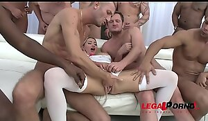 Canary record Itchy Trollop Lara Onyx in burnish apply Wildest Gangbang Usually