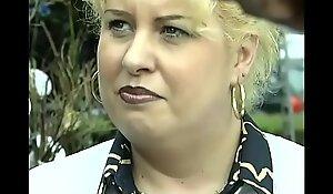 bbw mom white-headed boy interline her cunning anal