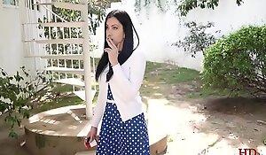 Smoking's Not Good, MILF Punished- Cassandra Cain